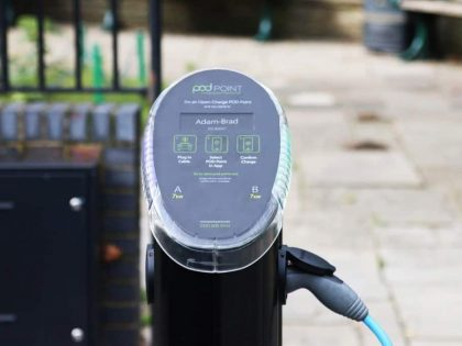Growing the electric market and increasing accessibility for your electric moped… PodPoint!
