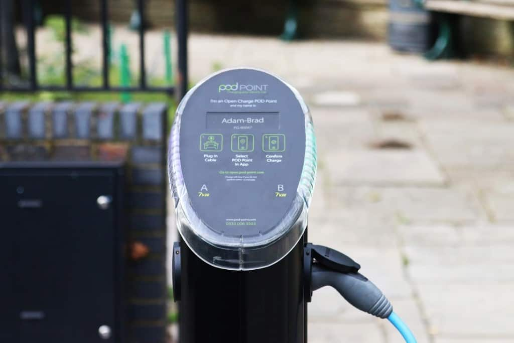 Growing the electric market and increasing accessibility for your electric moped... PodPoint!
