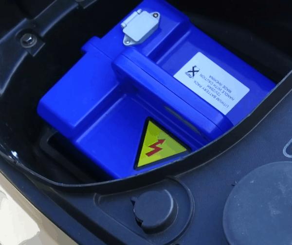 Moped Battery