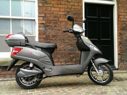 How Electric Mopeds Are Going To Change The UK